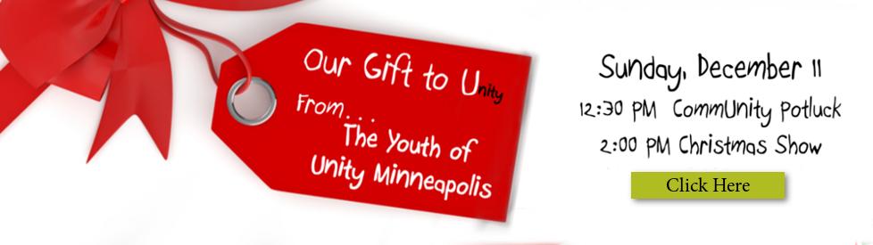 2016 Youth Christmas Program