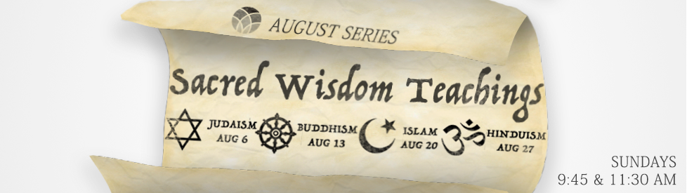 August Sunday Series: Sacred Wisdom Teachings