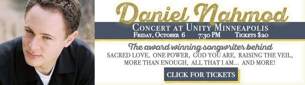 Daniel Nahmod Concert