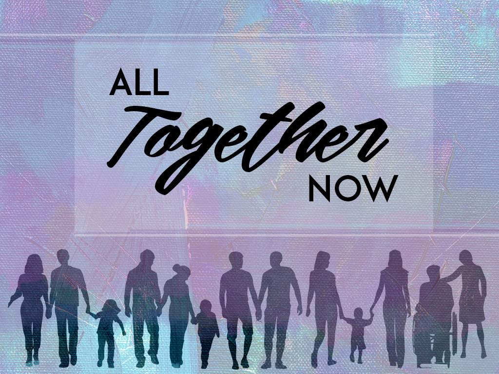 All Together Now: Gratitude Sunday